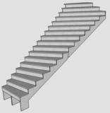 Trockenbau - Treppensystem -  CEMVIN STEP
